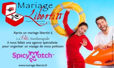 Affiche-MariageLibertin-SpicyMatch